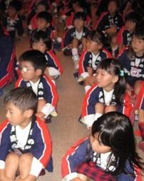幼年消防クラブ大会